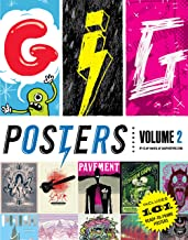 Gig Posters Volume 2: Rock Show Art of the 21st Century (English Edition)