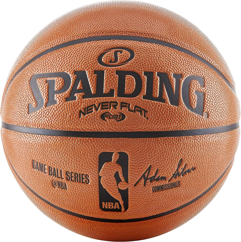 Spalding NBA nie flach Replica Game Ball Ball Ball B00SOKFE40  Niedriger Preis 6297e3