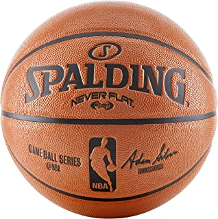 Spalding NBA Never Flat Replica Game Ball