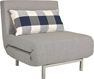 Best convertible accent chair bed Reviews