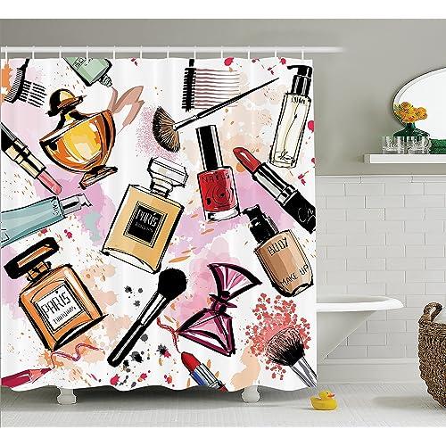 Girly Bathroom Set: Amazon.com