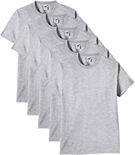 comprar comparacion Fruit of the Loom Camiseta (Pack de 5) para Hombre