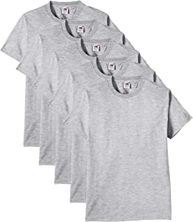Fruit of the Loom Camiseta (Pack de 5 para Hombre