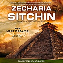 The Lost Realms: Earth Chronicles Series, Book 4