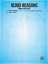 10,000 Reasons (Bless the Lord): Easy Piano, Sheet