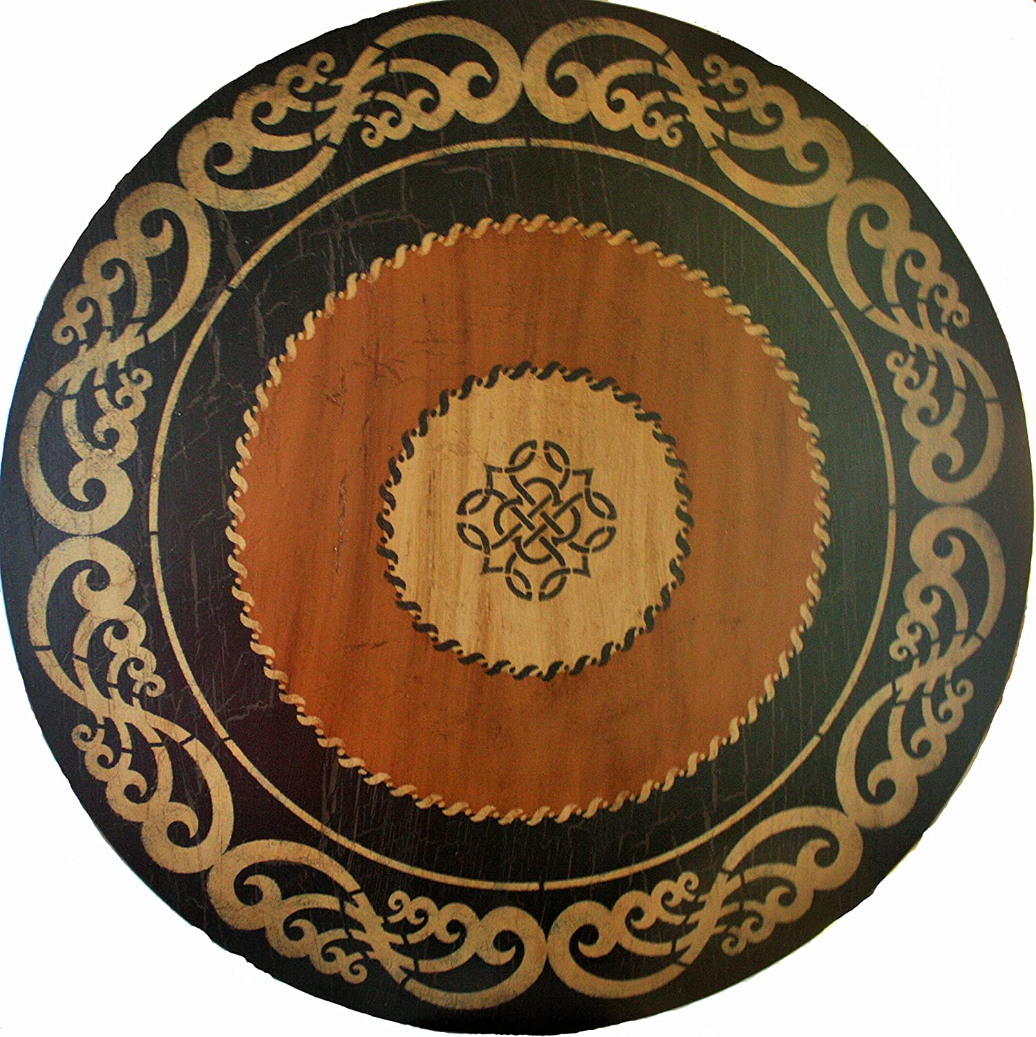 Genuine Free Shipping Online limited product Joann's Designs Lazy Susan inch 18 #1426CPR