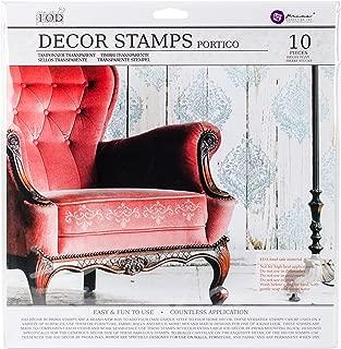 Prima Marketing IOD Decor Stamps - Portico