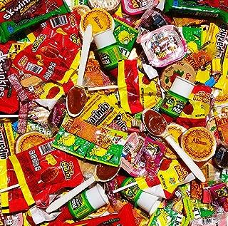 Mexican Candy Mix Box (100 Pieces) Obleas Duvalin Vero Pulparindo Cucharita Pelon Indy