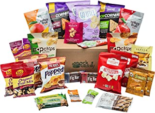 Healthy Variety Snack Care Package (30 Count)