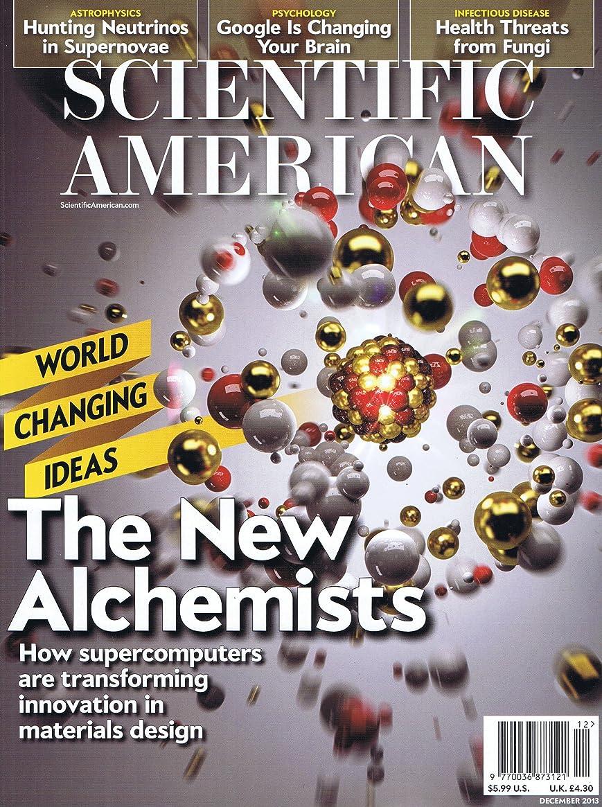 考える実際に評議会Scientific American [US] December 2013 (単号)