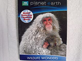 Kappa Publication 149060 Planet Earth Coloring & Activity Book