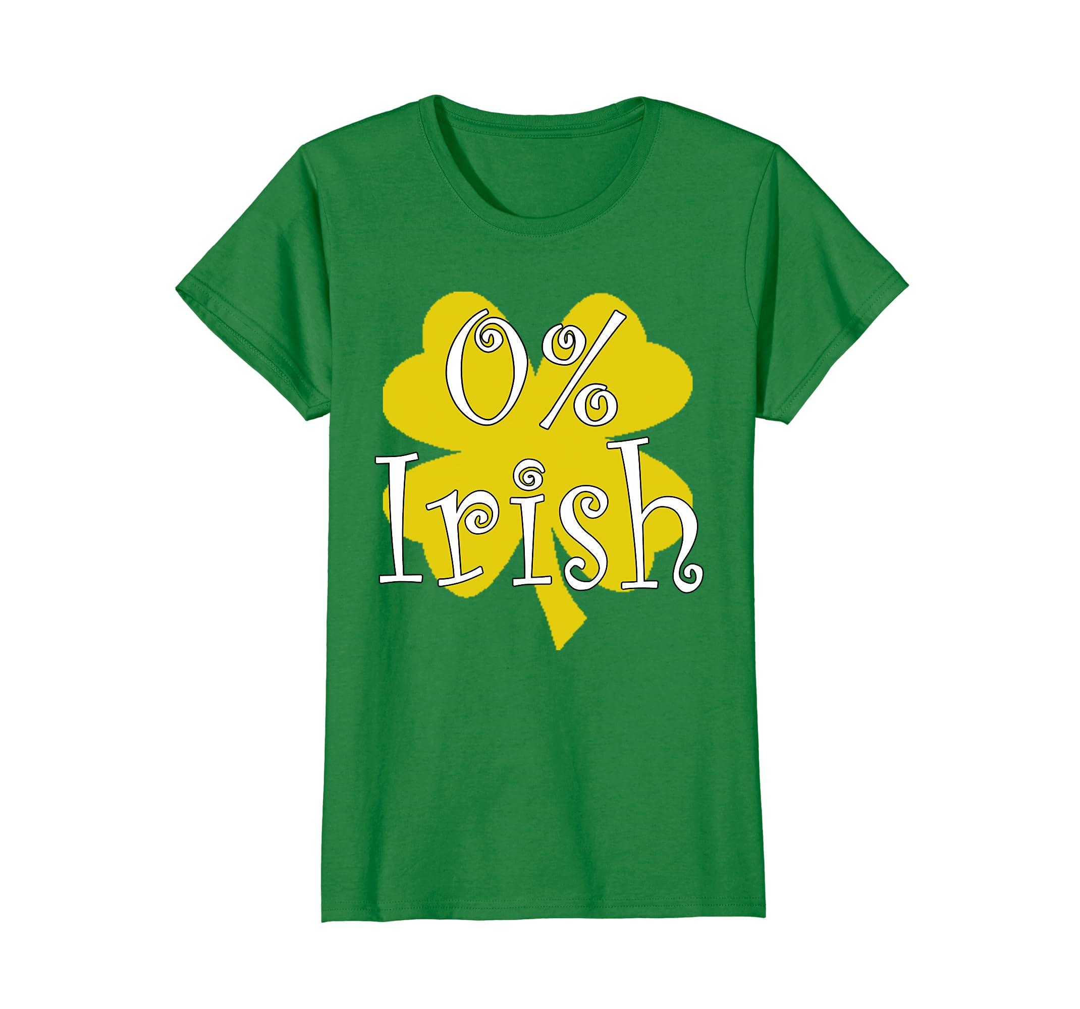 0 Irish Funny Patricks Shirt