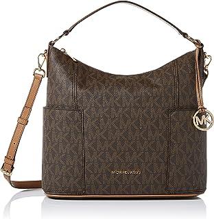b00abac80984 Michael Kors Anita Signature Large Convertible Women s Handbag in  Brown Acorn