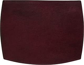 Dacasso Two-Tone Leather Mouse Pad