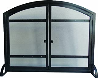 Best arched fireplace screen Reviews