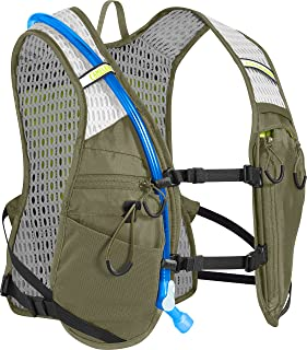 Camelbak Chase Bike Vest 50 oz Burnt Olive/Lime Punch