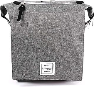 KJARAKÄR Backpack - Commuters, Travelers, Women, Kids, or School! (Charcoal)