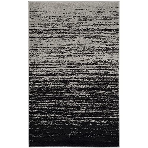 Black And Silver Rugs Amazon Com