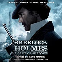 sherlock holmes soundtrack by hans zimmer
