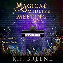 Magical Midlife Meeting: A Paranormal Women's Fiction Novel (Leveling Up, Book 5)