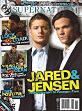 Jared Padalecki, Jensen Ackles, Free Posters Inside!, Brock Kelly, Colin Ford, Barry Bostwick - August/September, 2009 The...