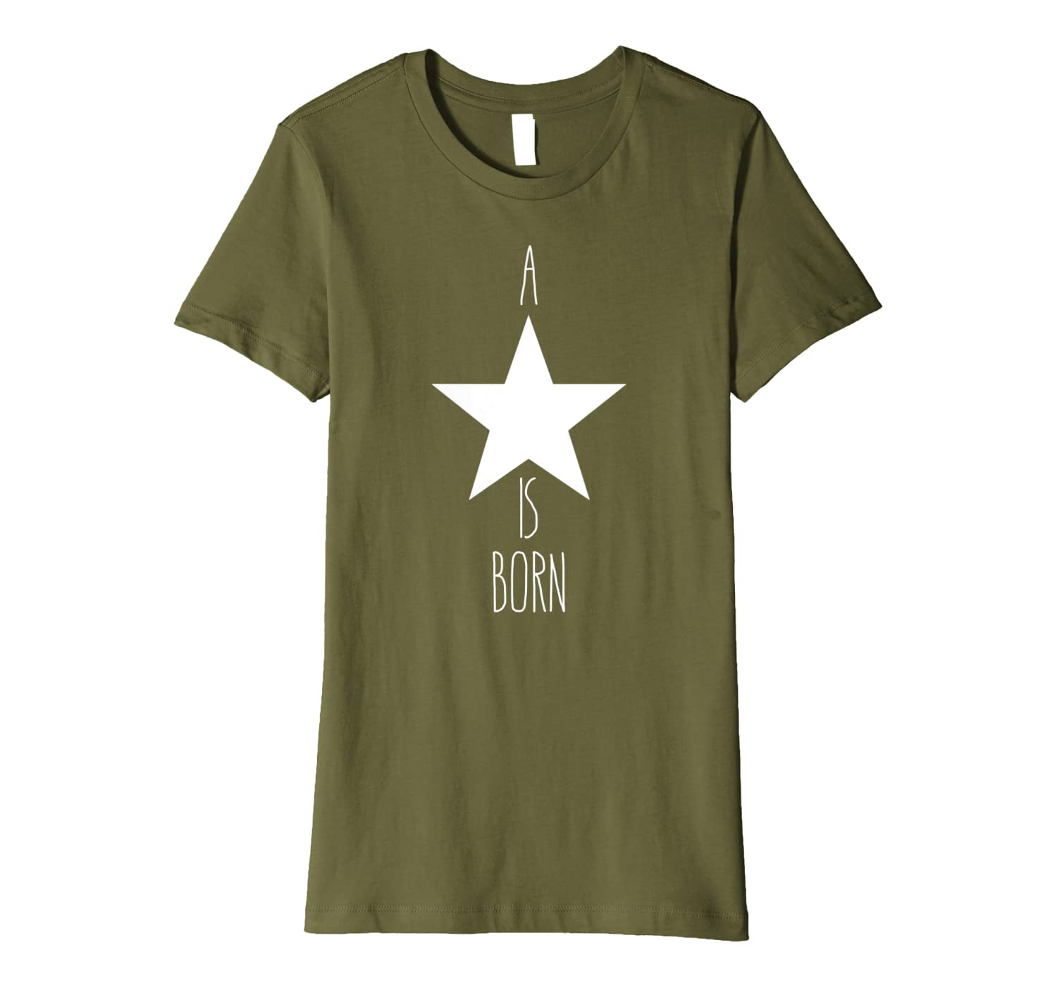 A STAR IS BORN Tee 4 Men Women Kids Children Love Celebrity Premium T-Shirt