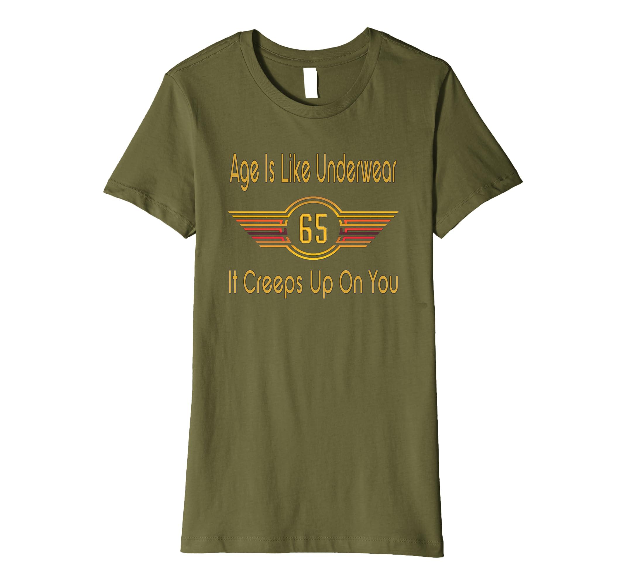Amazon Funny 65th Birthday T Shirts