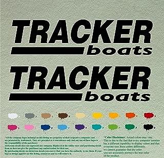 bass tracker boat stickers