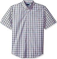 Arrow Mens Hamilton Plaid Short Sleeve Shirt
