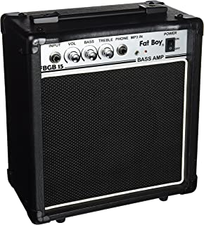 Fat Boy FBGB15 15 Watt Bass Amp