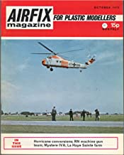 Airfix, Magazine for Plastic Modellers: 14/2, October 1972: Hurricane Conversions / RN Machine Gun Team / Mystere IVA / La Haye Sainte Farm