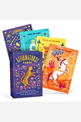 Affirmators! Tarot Cards Deck - Daily Tarot Cards with Positive Affirmations For Magical Guidance from the Universe to Help You Help Yourself without the Self-Helpy-Ness Cards