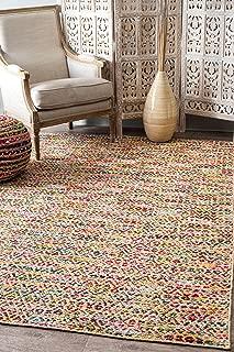 Best chevron rainbow rug Reviews