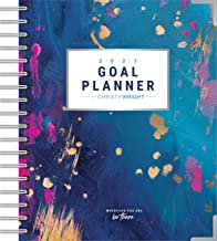 The Christy Wright Goal Planner 2021 Book PDF