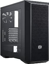 Cooler Master MasterBox 5 Black with Mesh Flow Front Panel Computer Case 'ATX, microATX, Mini-ITX, USB 3.0, Window Side Panel' MCX-B5S1-KWNN-11