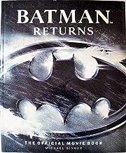 Best batman returns official movie book Reviews