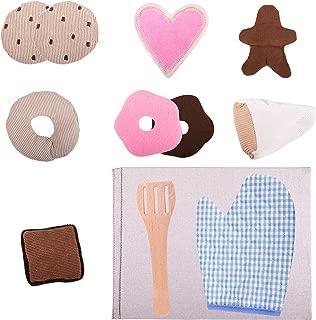 Pop Oh Ver: Plush Baking Set