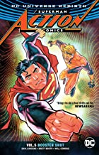 Superman: Action Comics Vol. 5: Booster Shot