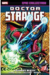Doctor Strange Epic Collection: A Separate Reality (Doctor Strange (1974-1987)) Kindle Edition