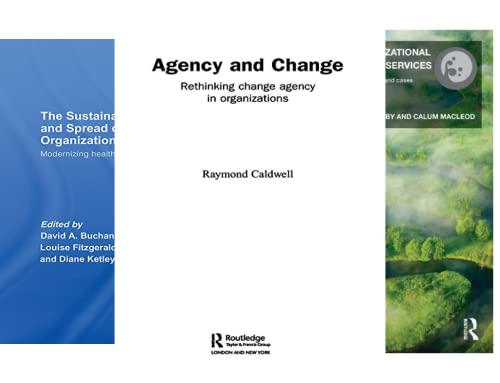 Routledge Studies in Organizational Change & Development (21 Book Series)