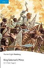 Level 4: King Solomon's Mines (Pearson English Graded Readers)