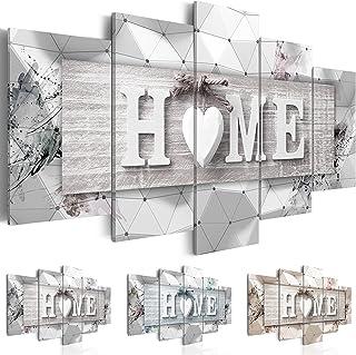 murando Impression sur Toile intissee 200x100 cm 5 Parties Tableau Tableaux Decoration Murale Photo Image Artistique Photo...