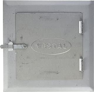 Mutual Industries 26-011 Steel Clean Out Door, 8