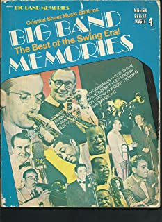 Big Band Memories:  The Best of the Swing Era