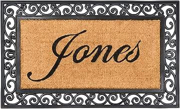 custom monogrammed rugs
