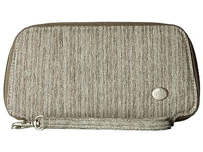 Haiku Fortitude (Gray Poplar) Handbags