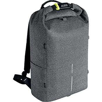 Bobby Compact Anti Theft Backpack, Bleu: : Sports