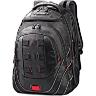 "Luggage Tectonic 17"" Pft Backpack Black/red"