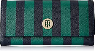 Tommy Hilfiger Women's Wallet (Dark Green)