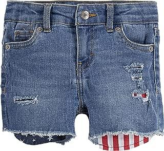 Girls' Girlfriend Fit Shorty Shorts